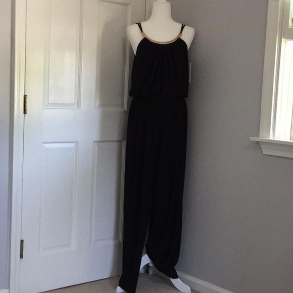 Emma & Michelle Pants - Emma & Michele sleeveless jumpsuit
